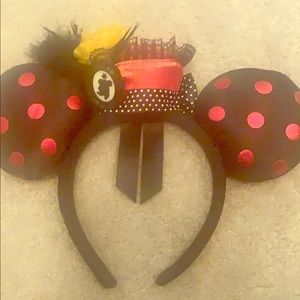 Disney world ears excellent condition